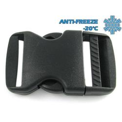 ANTI-FREEZE Heavy duty Side Release Buckle 40 mm, Contoured