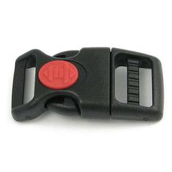 Side Release Buckle with Center Lock 17mm